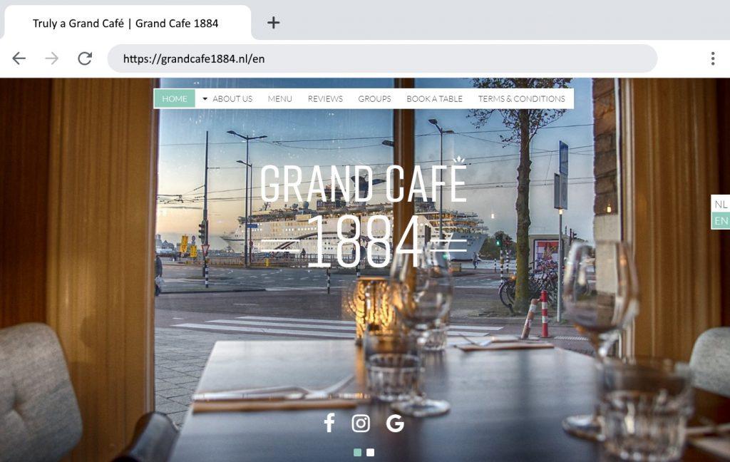 Grand Cafe 1884