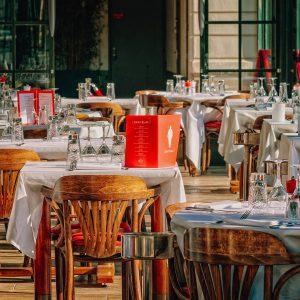 Hotels, restaurants & venues